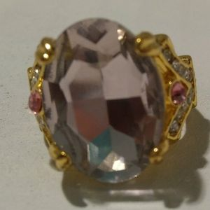 Large Gem Ring